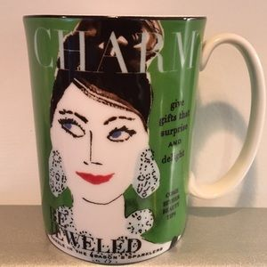 Kate Spade Make Headlines Be Jeweled Lenox Cup