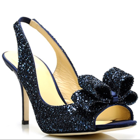 92f1d995de00 Kate Spade Charm Heels