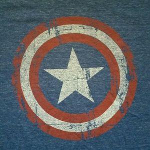 Marvel Other - Marvel Captain America T-shirt men/women size L