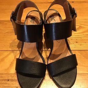 BC Footwear Shoes - Black espadrilles