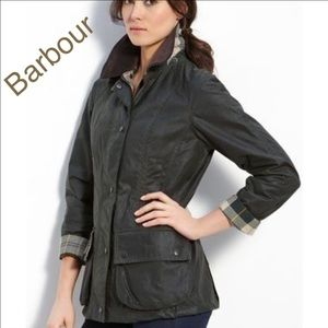 Barbour Jackets & Blazers - New Barbour Olive Beadnell Wax Jacket🏇