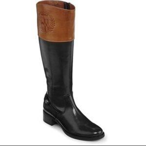 Studio Paolo Shoes - Studio Paolo Christie Crest Riding Boots