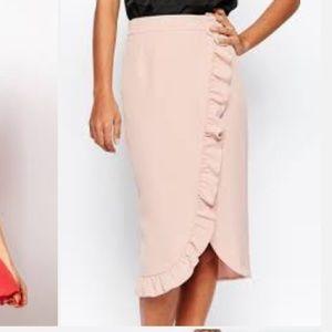ASOS Dresses & Skirts - Asos wrap skirt