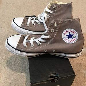 Converse Shoes - Brand new Converse high tops