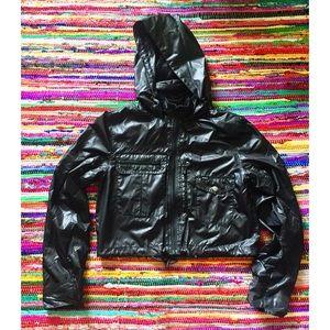 RVCA Jackets & Blazers - RVCA Black Windbreaker Jacket