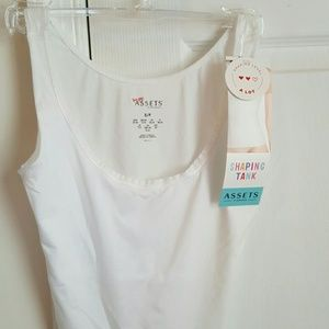 ASSETS by Sara Blakely Other - White NWT shaping tank