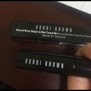 Bobbi Brown Other - Bobbi brown natural brow and hair touch up - slate