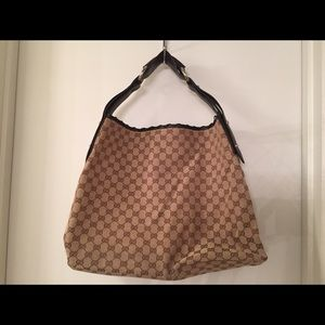 Gucci Horse bit Large Hobo Bag