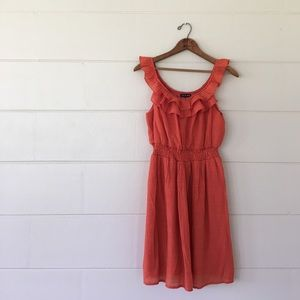 As U Wish Dresses & Skirts - Orange dress