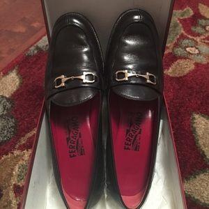 Ferragamo women's loafers