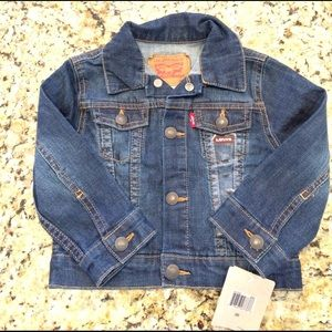 Levi's Other - NWT baby's jean jacket. 18months.