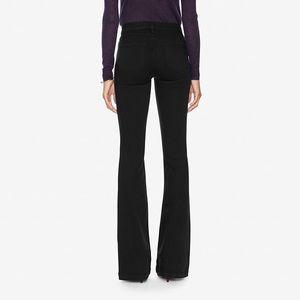 J Brand Denim - J Brand black flared jeans