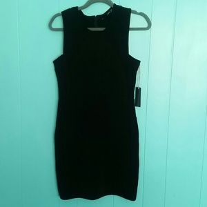 Have Dresses & Skirts - NWT  LBD Fitted Ribbed Dress