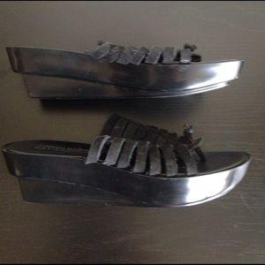 Donald J. Pliner Shoes - DONALD J. PLINER wedge sandal