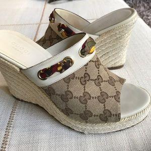 Gucci Shoes - Gucci espadrille