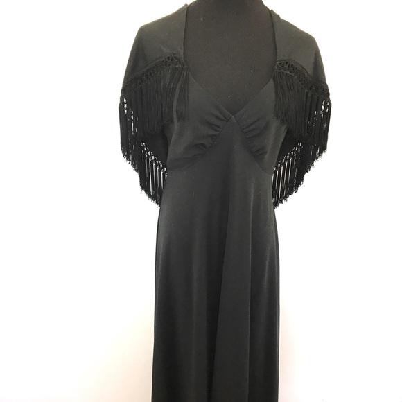 Vintage Dresses - Gorgeous vintage 70's fringe dress