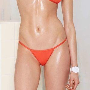 Minimale Animale Other - Minimale Animale Red Bikini Bottom