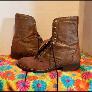 Justin Boots Shoes - Leather Boots