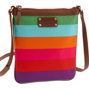 kate spade Handbags - NWT Kate Spade Gramercy Park Thomas Cross Body Bag