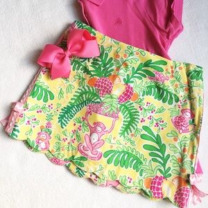 Lilly Pulitzer Other - 🎉HP🎉💛🐵Lilly Pulitzer girl's skirt