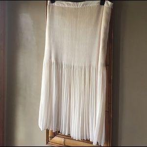 *NWT* Beautiful Pleated Skirt