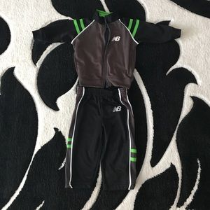 New Balance Other - Super cute 3-6 months new balance sports outfit