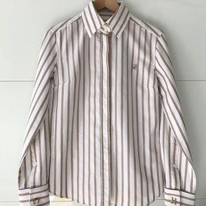 Carolina Herrera Tops - Carolina Herrera cuff dress shirt