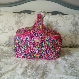 Lilly pulitzer party  cooler in wild confetti