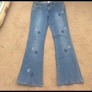 yagi Denim - 90's flare jeans