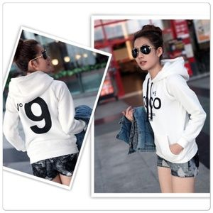 Tops - Fashion Hoodie Sweatshirt