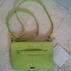 Handbags - Jewell by 31 lime green crossbody bag