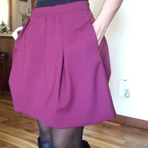 J.crew  Mini skirt side pockets