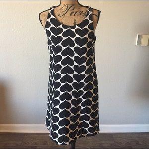 bobeau Dresses & Skirts - Bobeau Hearts Dress