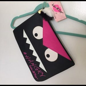 SALE NWT Betsey Johnson Clutch