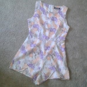 Missguided Other - Floral romper