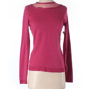 Pink Etcetera sweater, XS
