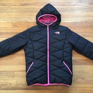 The North Face Jackets & Blazers - North Face Reversible fuse form dot matrix hoodie