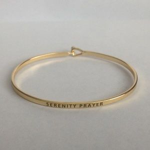"""""""Serenity Prayer"""" Bracelet"""