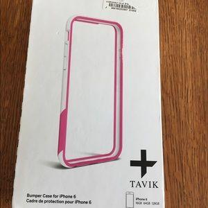 Tavik Accessories - NWT, Tavik i Phone 6 bumper case