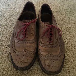 Allen Edmonds Other - Allen EDMUNDS Classic WINGTIP Brown Leather 12 D