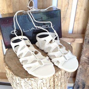 C Label Shoes - C Label Darby lace up sandals