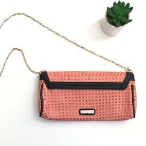 Urban Expressions Handbags - Cute cross body coral  purse