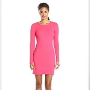 Shoshanna Dresses & Skirts - Shoshanna Women's Embossed Knit Brooklyn Dress