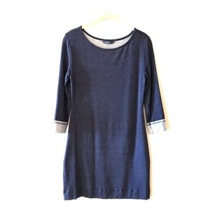 Tart Dresses & Skirts - Tart Nordstrom Blue Mini Casual Stretch Dress XS