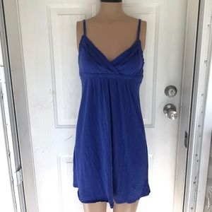 American Eagle Outfitters Dresses & Skirts - American Eagle outfitters blue mini sundress sz M