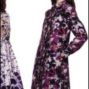 Thakoon Jackets & Blazers - Thakoon Floral Statement Coat