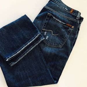 7 For All Mankind Other - 7 for All Mankind Bootcut Jeans