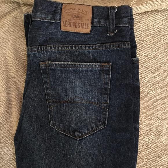 ae6d10c754b Aeropostale Other - Men's AEROPOSTALE Slim Bootcut 34/30 Jeans