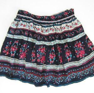 Dresses & Skirts - Forever21 Mexican Skirt