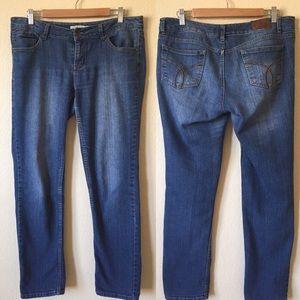 Paris Blues Denim - Paris Blues Boyfriend Jeans
